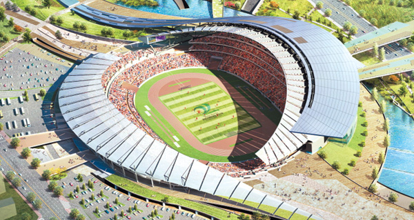 Incheon (Asiad Main Stadium, projet).jpg