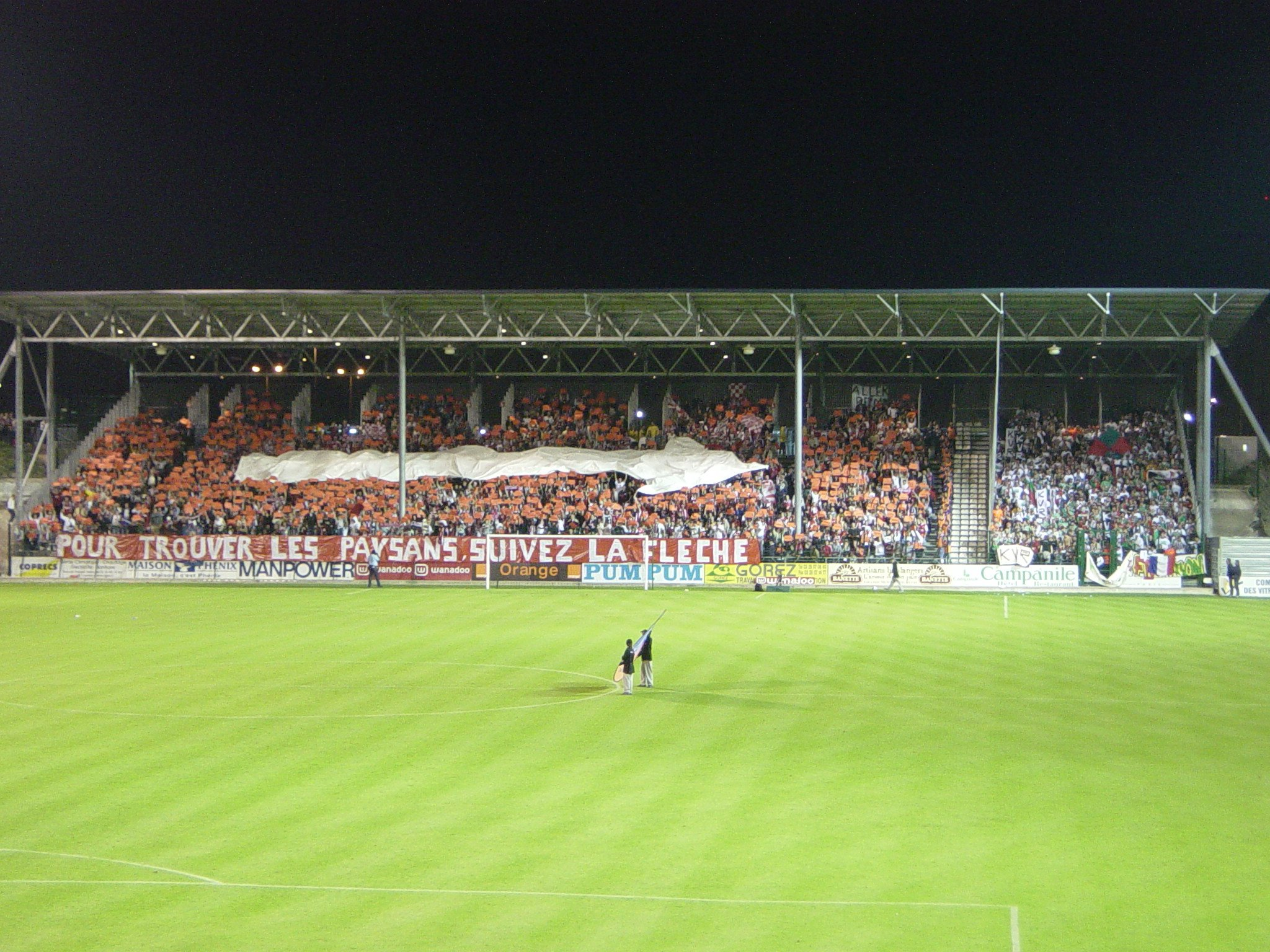 forum foot stade de reims
