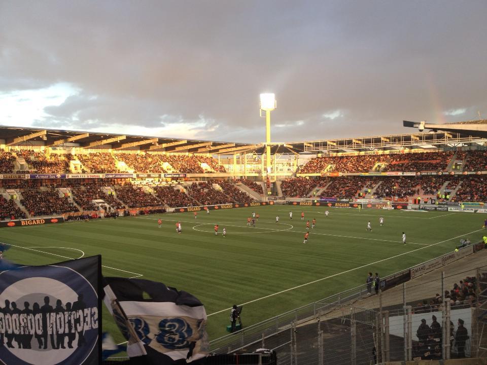 Lorient/Bordeaux à guichets fermés !
