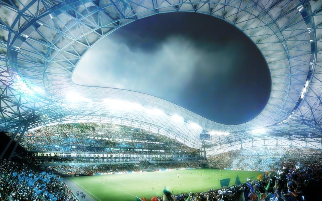 Marseille Stade Orange Vélodrome 67 354 Ligue 1