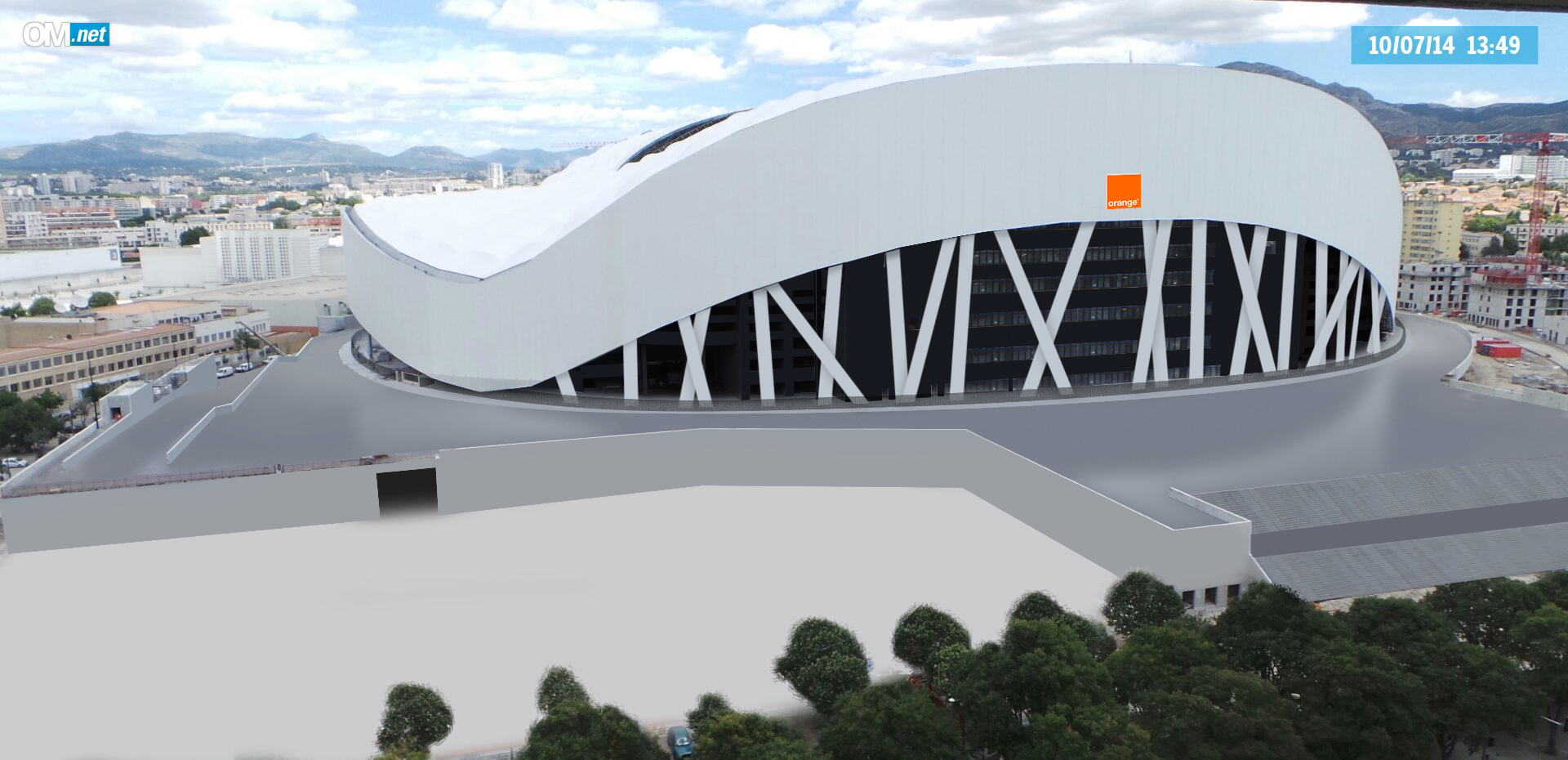 Marseille Stade Orange Vélodrome 67 354 Ligue 1 Page 3637
