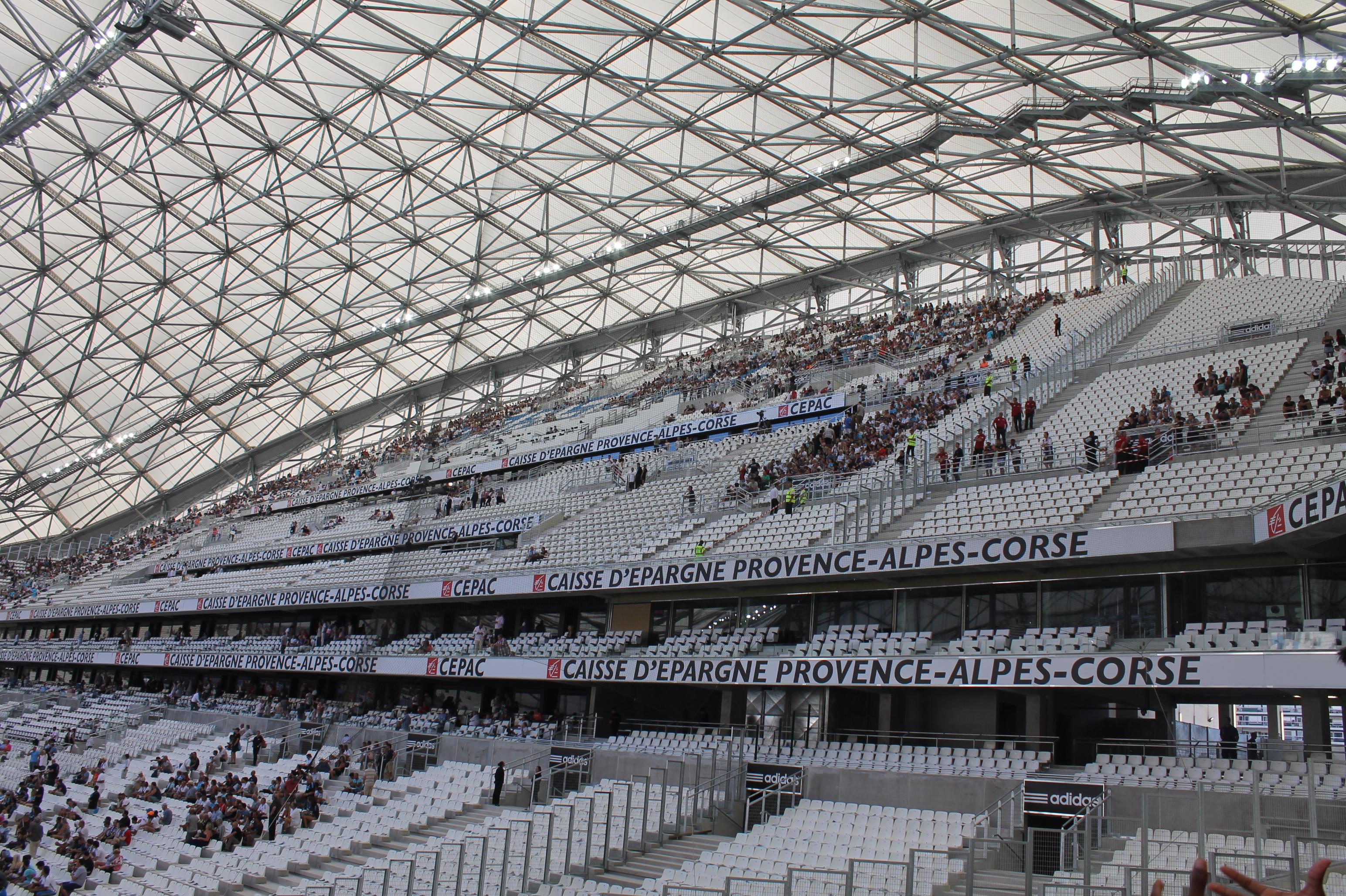 Marseille Stade Orange Vélodrome 67 354 Ligue 1 Page 3845