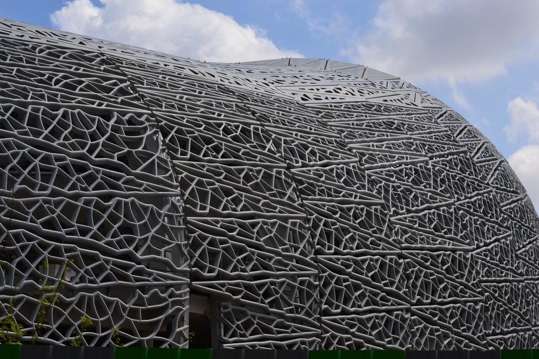 paris le nouveau stade jean bouin est un objet d art