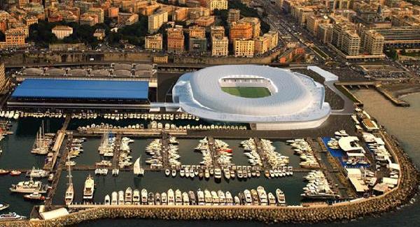 Un nouveau stade pour la samp ? Nouveau-stade-sampdoria-genes