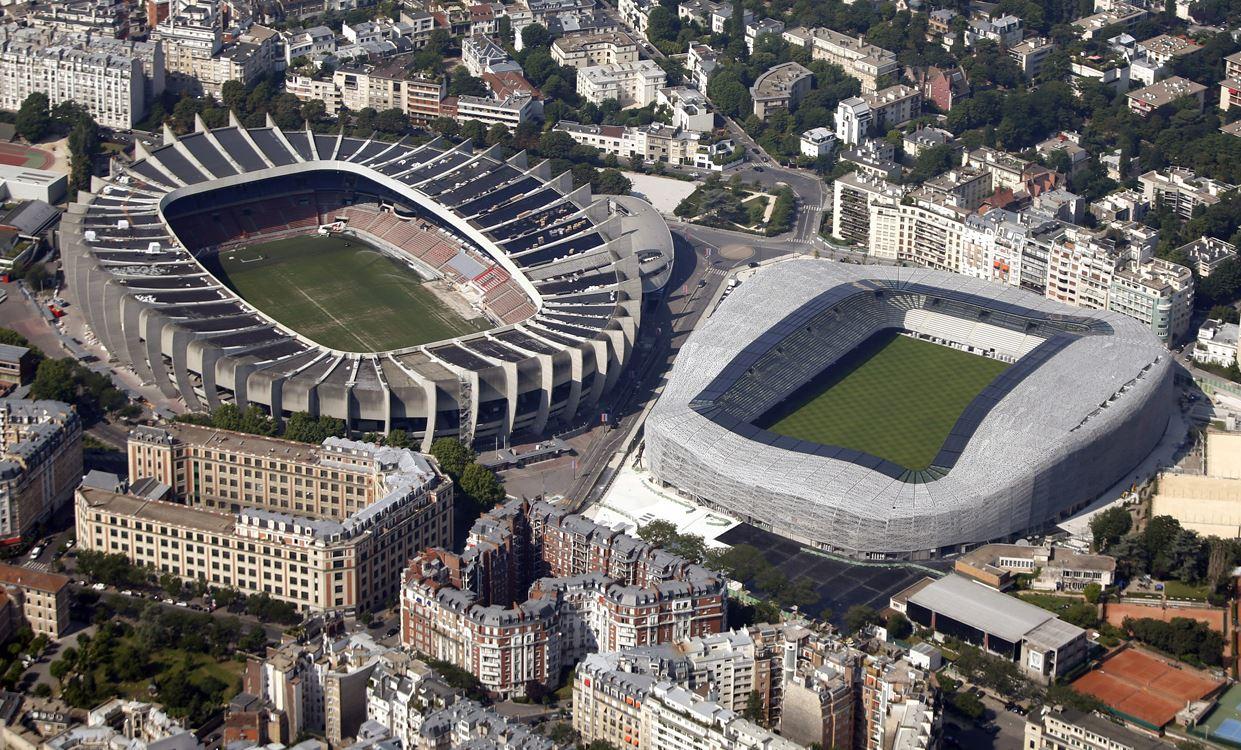 Paris Le Nouveau Stade Jean Bouin Sera Inaugur 233 Le 30 Ao 251 T
