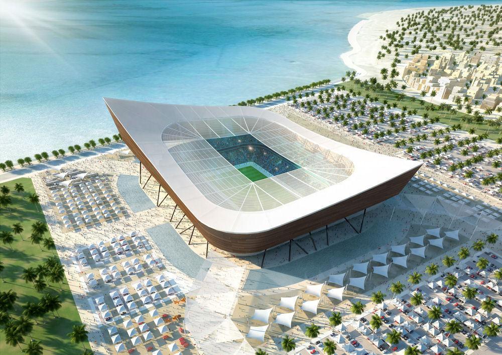 Le qatar va investir 156 milliards d 39 euros pour la coupe - Qatar football coupe du monde ...