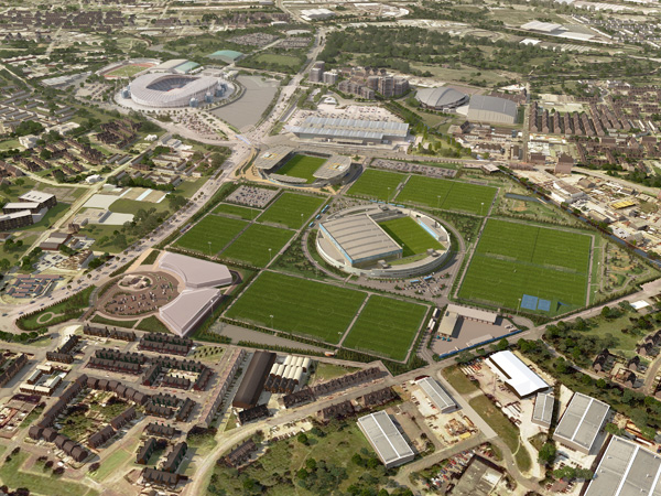 Distance From Manchester City Centre To Etihad Stadium