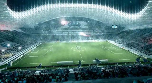 Marseille stade v lodrome ligue 1 page 62 for Porte 7 stade velodrome