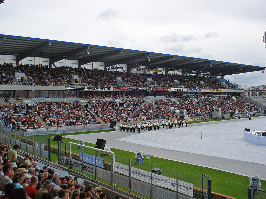 contact com Lorient