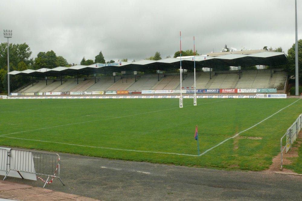 stades de PRO D2 - le forum des Ultras-Sapiac.