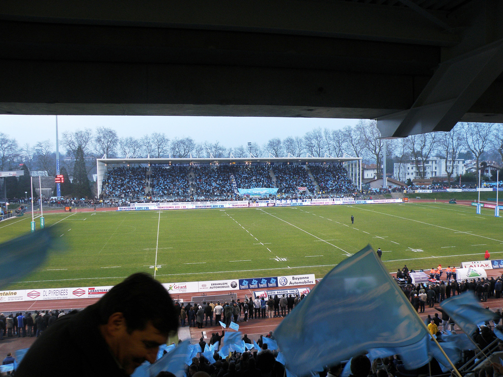 Stade jean dauger info stades for Forum bayonne