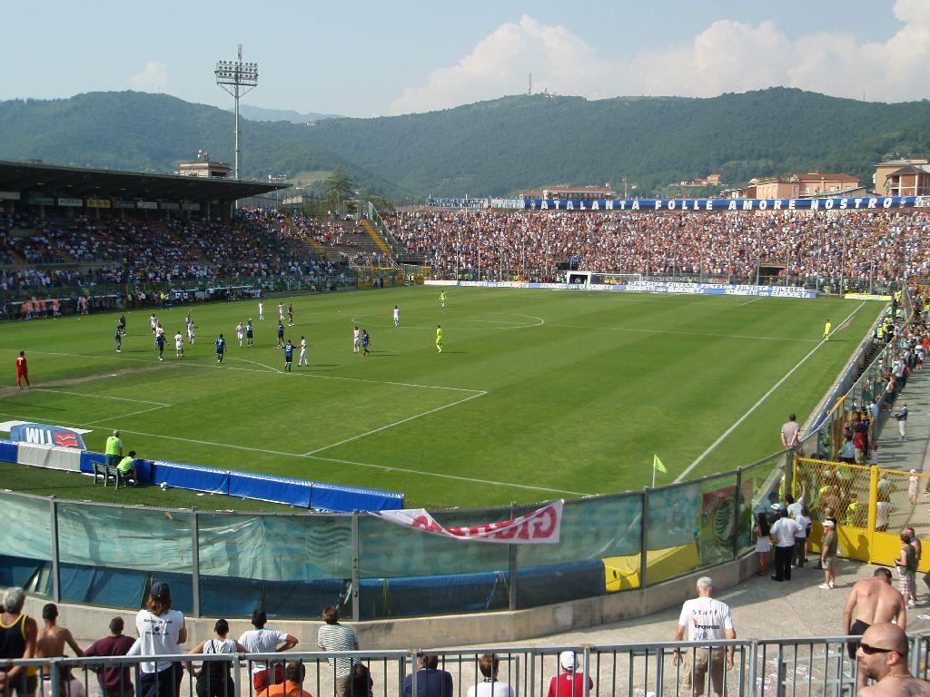 atalanta bergamo stadion