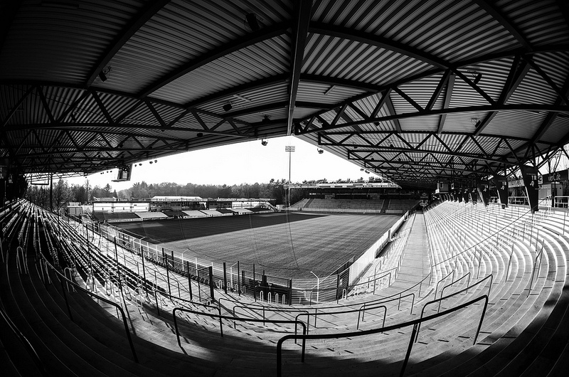 stadion an der alten försterei berlin
