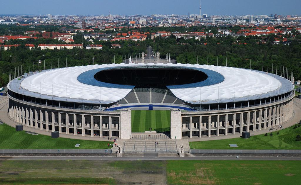olympiastadion madrid