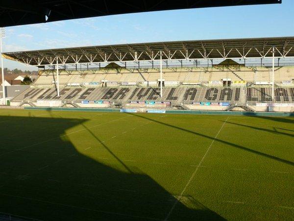 Stade Am 233 D 233 E Domenech Info Stades