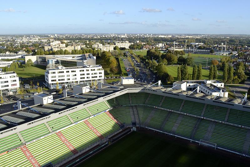 Le stade Michel d'Ornano - Page 3 Caen-stade-ornano-62513