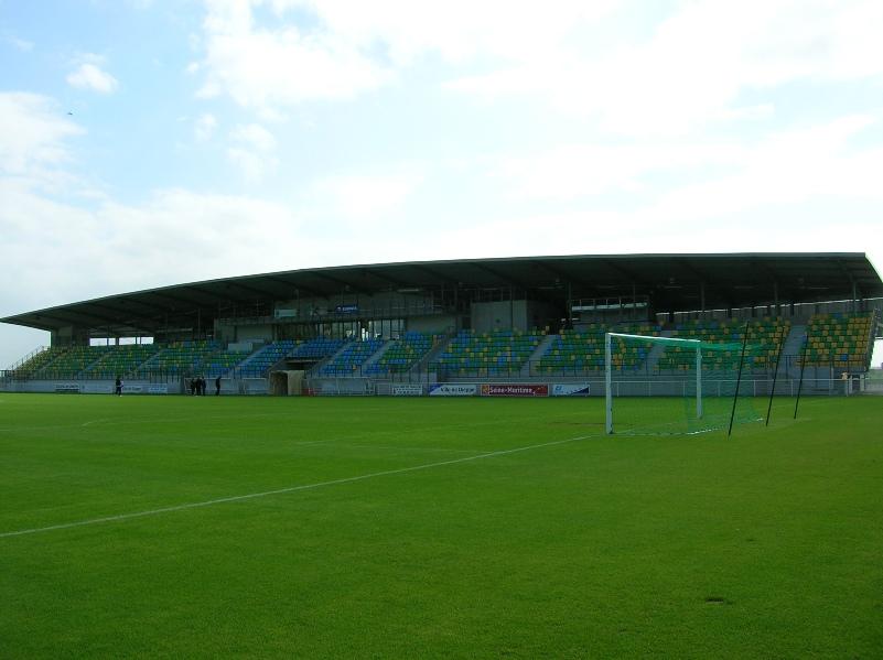 Stade des Vertu... L Equipe Football