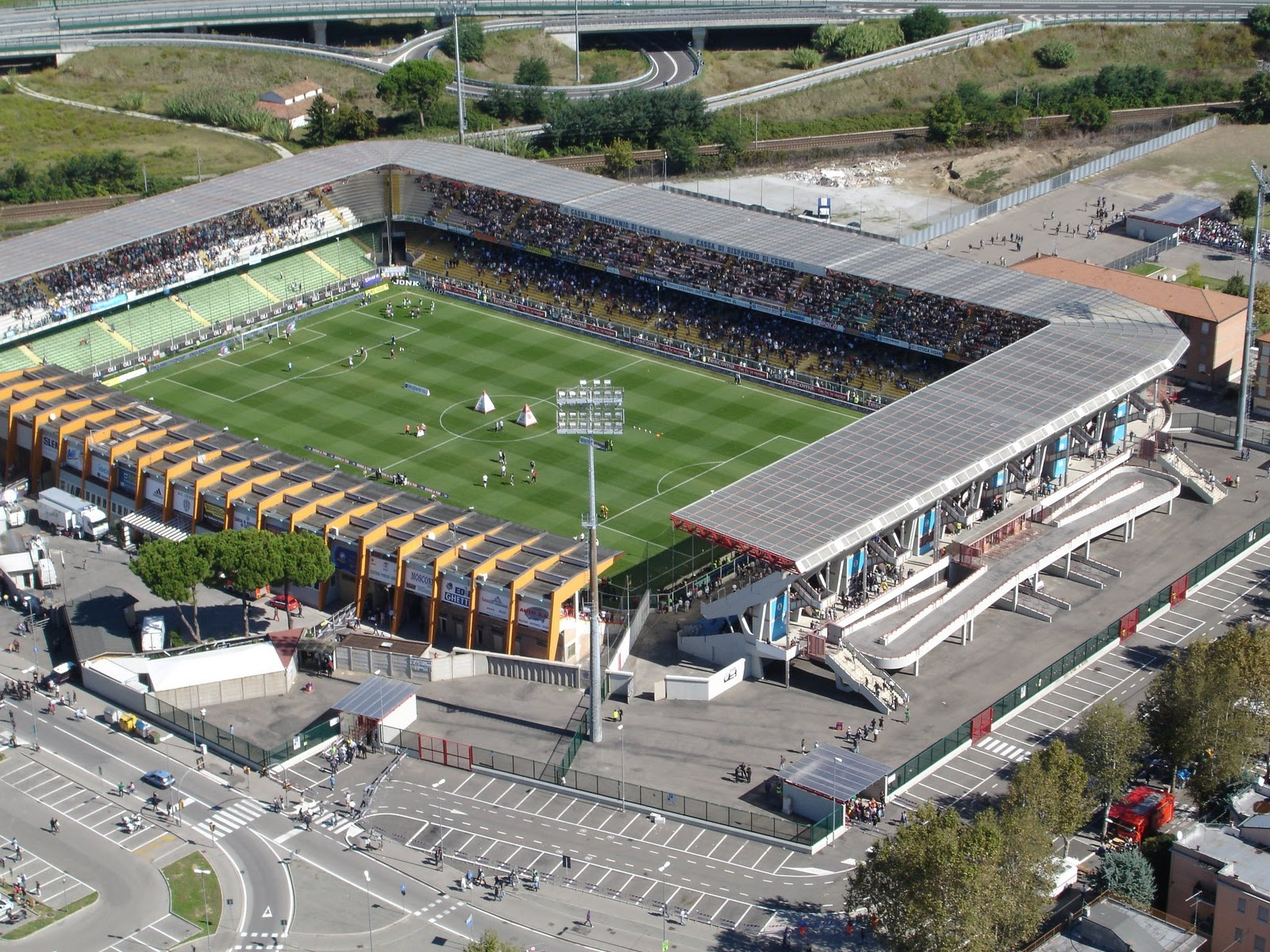 Stadio Dino Manuzzi Info Stades