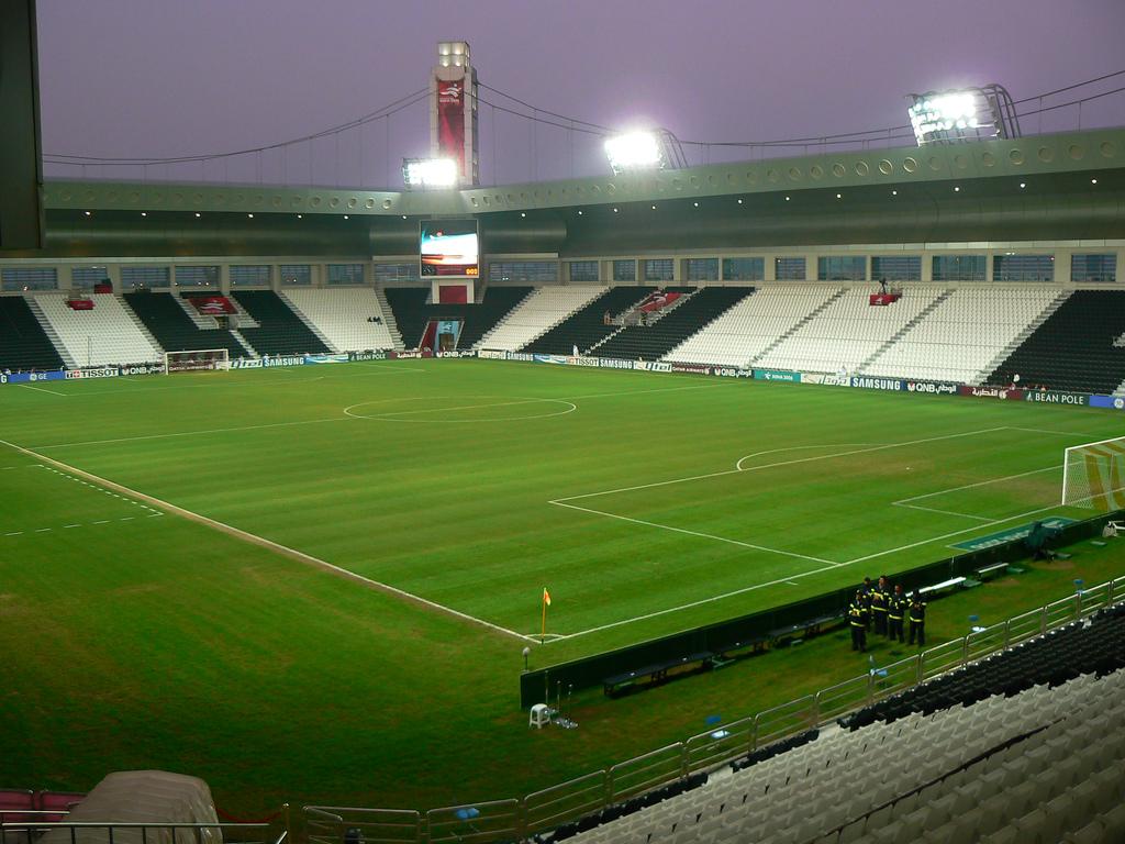 2004 (new stadi... L Equipe Football