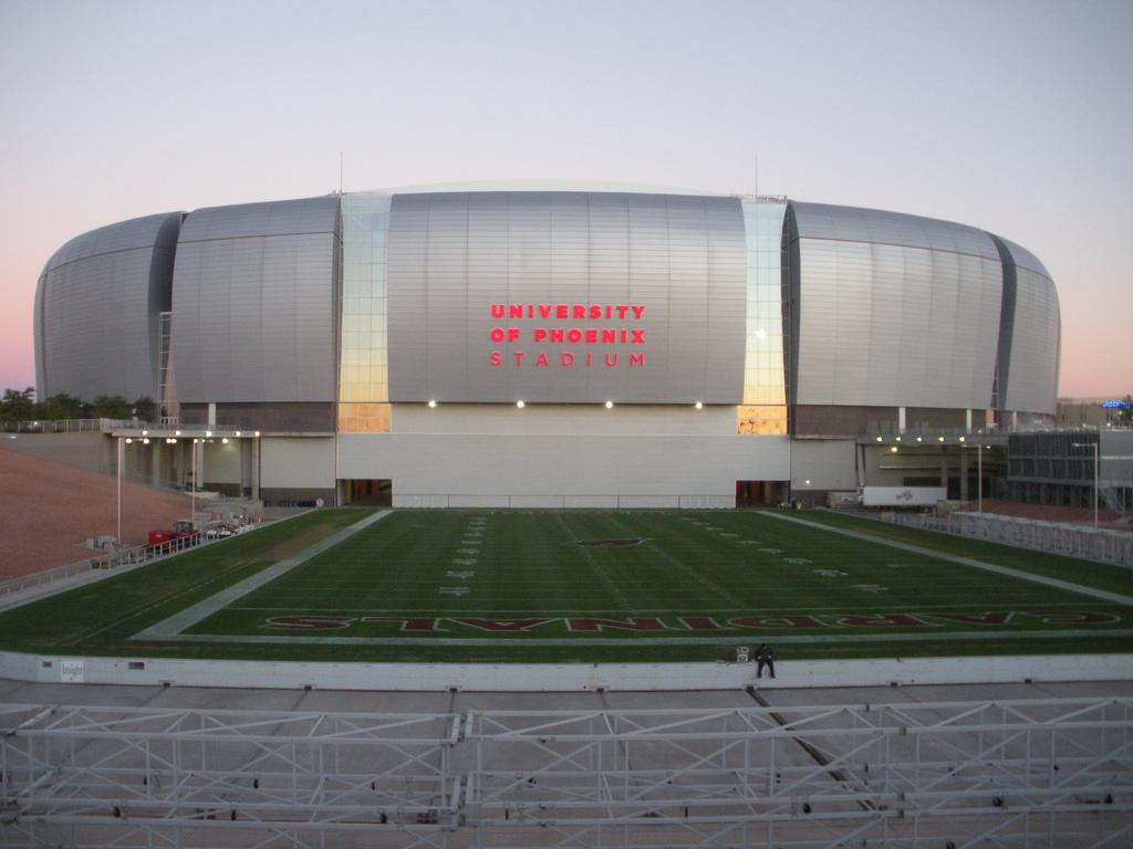 University Of Phoenix Stadium National Football League
