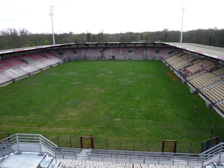 Stade grimonprez jooris info stades for Stand lille