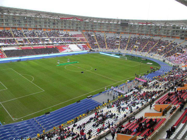 Estadio nacional info stades for Puerta 9 del estadio nacional de lima