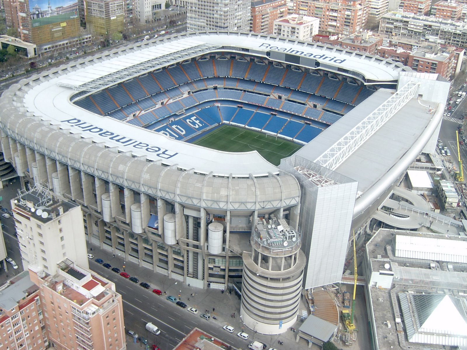 All About Estadio Santiago Bernabéu (Part 1)