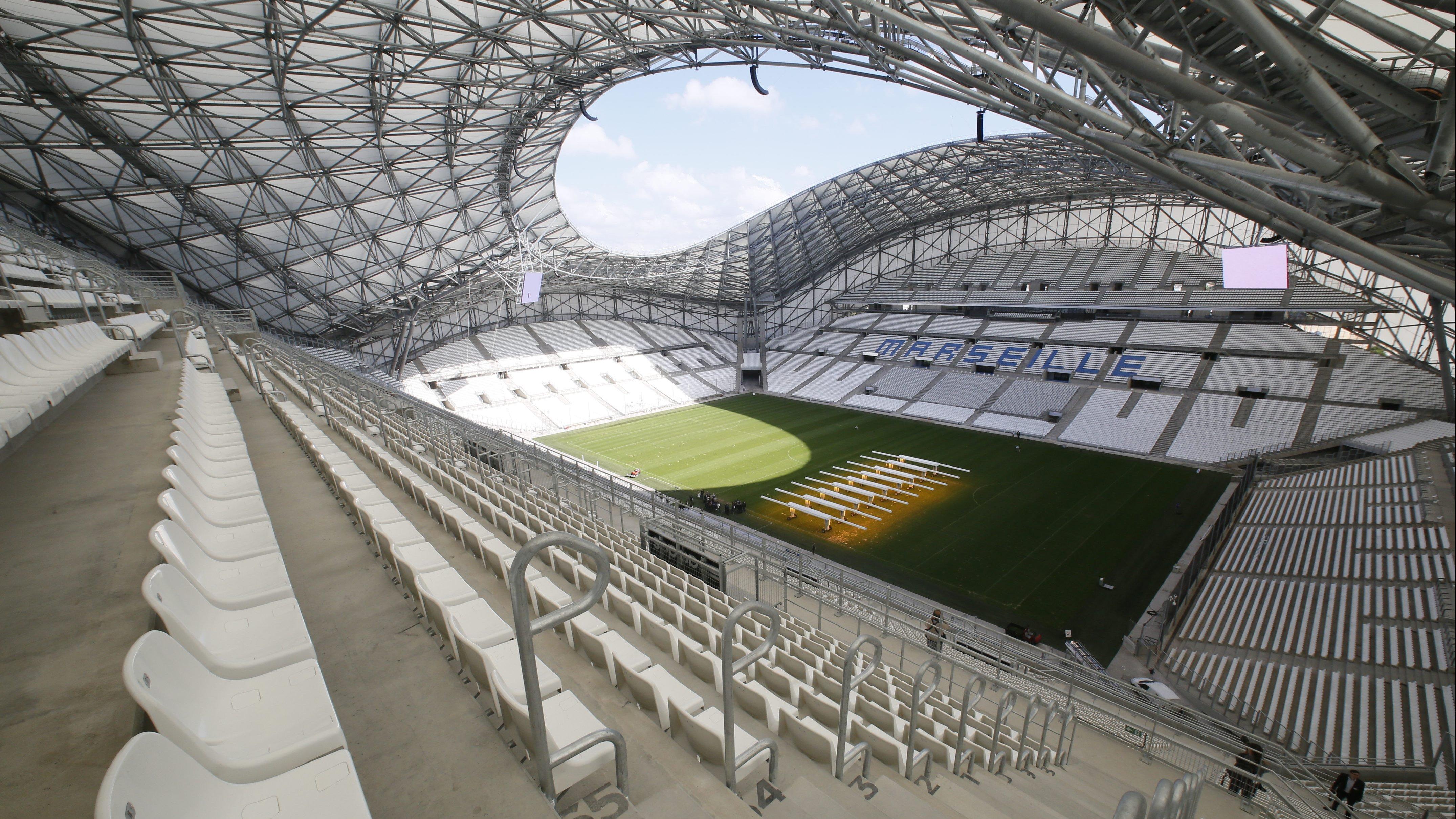 Marseille Inauguration Et Record D Affluence Au Stade