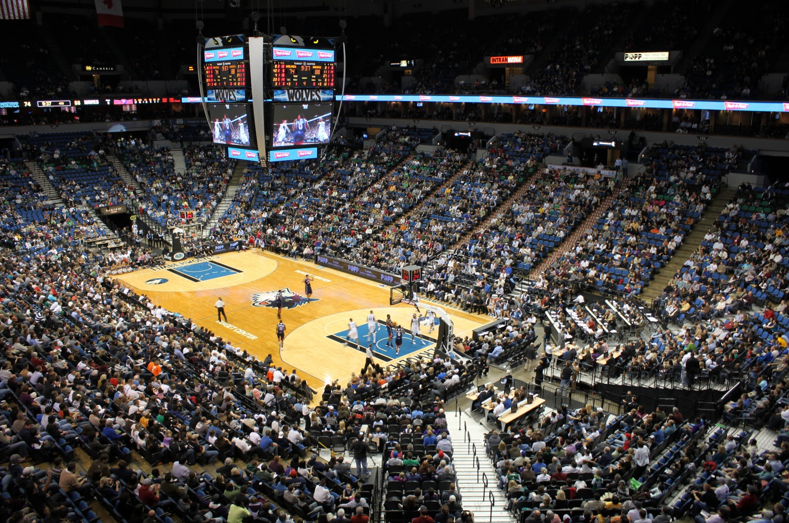 The 5 Worst Nba Arenas To Watch A Game In 2015
