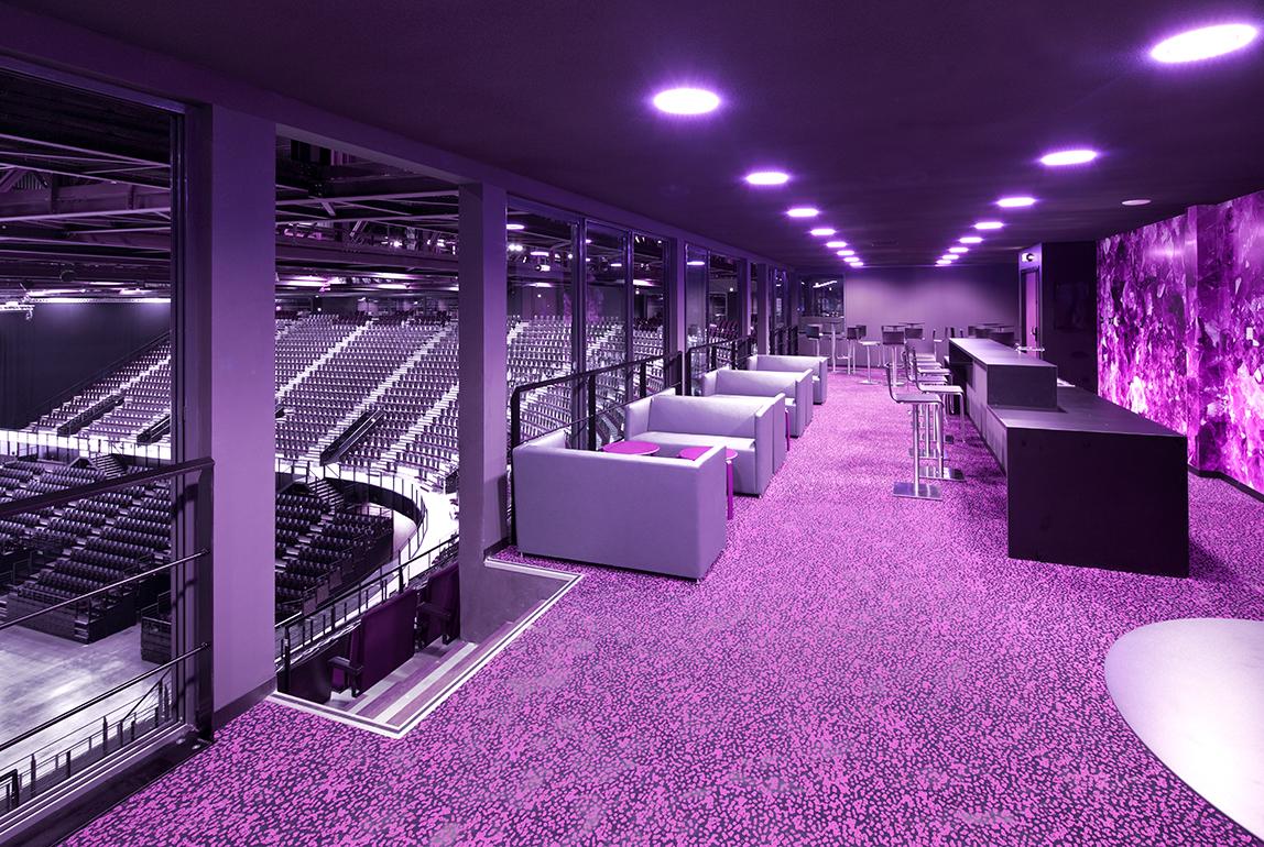 park suites arena info stades. Black Bedroom Furniture Sets. Home Design Ideas
