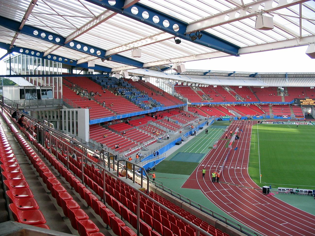 Nürnberg Grundig Stadion