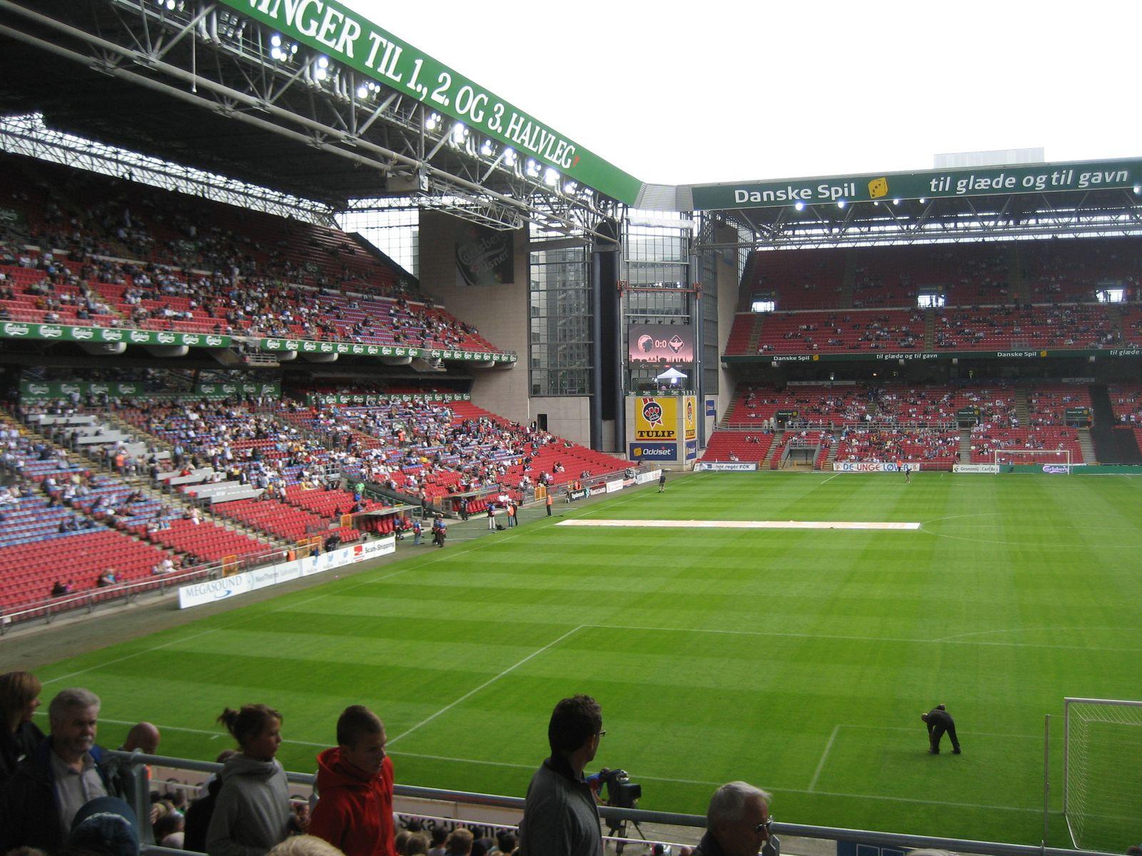 Parken Stadion Nürnberg