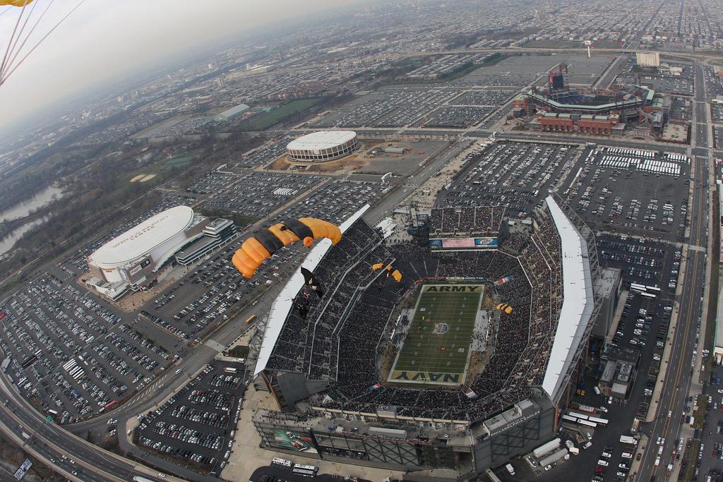 Lincoln Financial Field Info Stades
