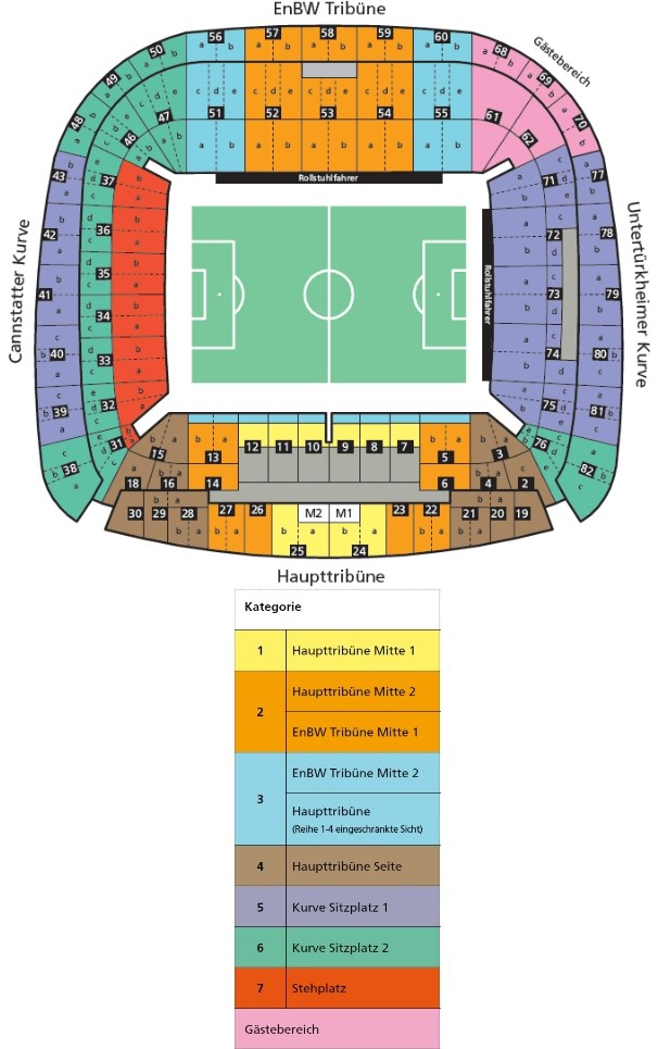 vfb stuttgart mercedes benz arena plan. Black Bedroom Furniture Sets. Home Design Ideas