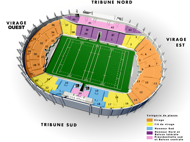 plan-toulouse-stadium Planning a Football Trip to Toulouse
