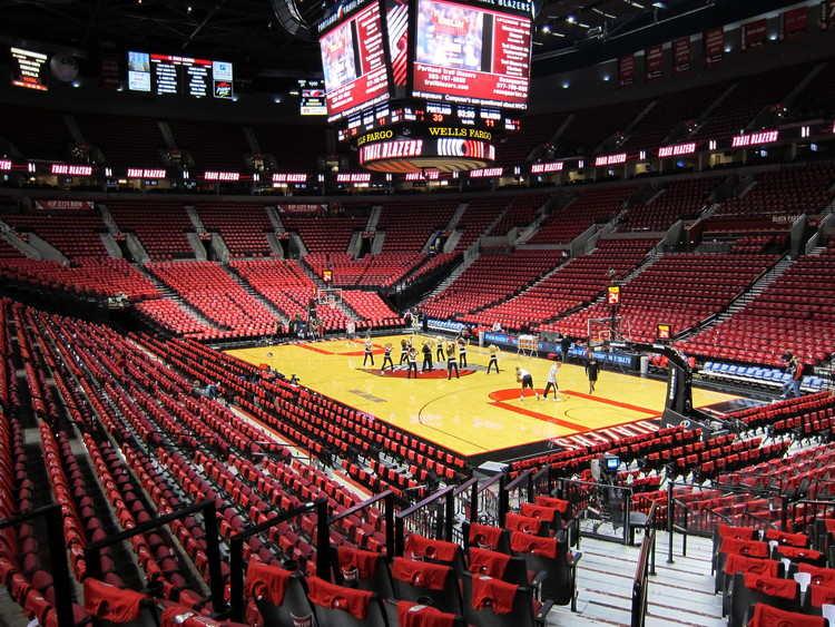 Rose Garden Arena - Info-stades
