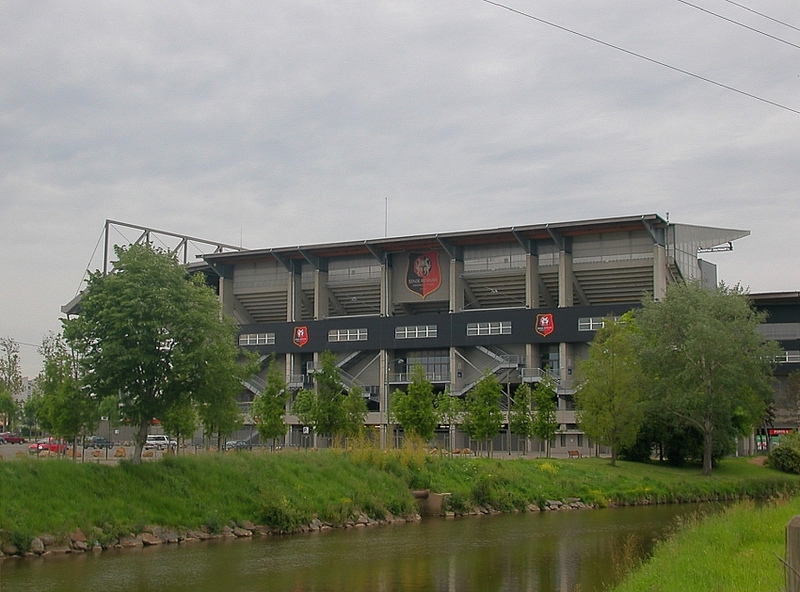 Stade de la route de lorient info stades - La route du meuble rennes ...
