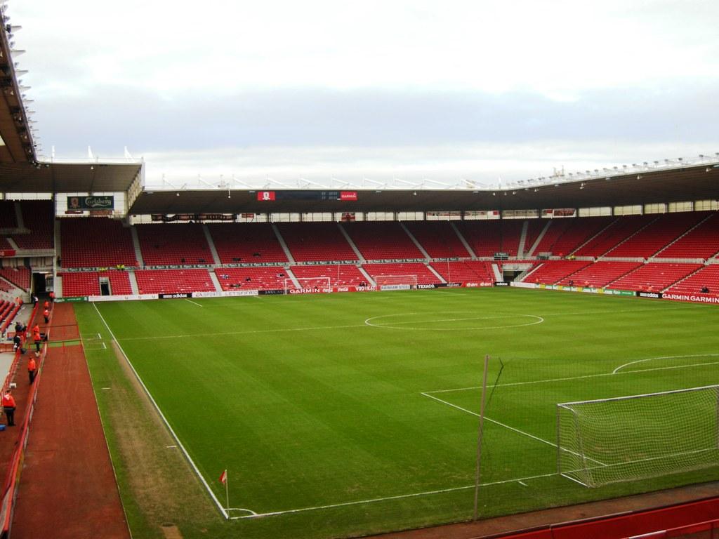 Riverside stadium info stades for The riverside