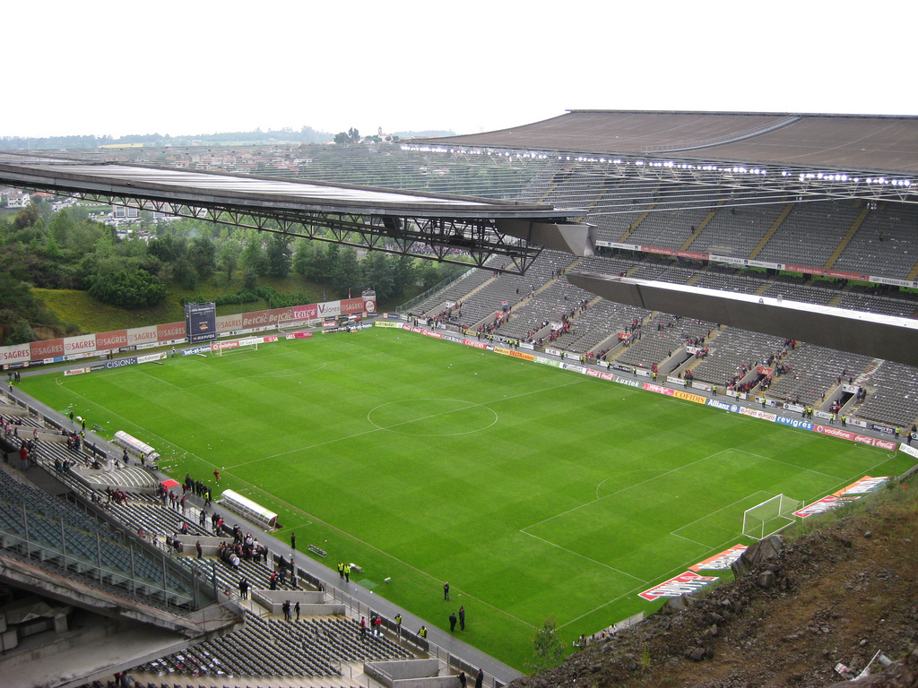 sporting braga stadium
