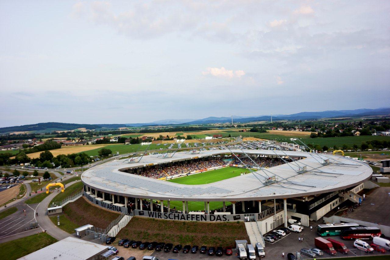 Sankt Polten Austria  city photos gallery : NV Arena, Sankt Pölten, Austria