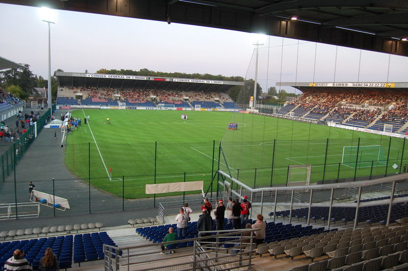 Image result for Stade Gaston Petit