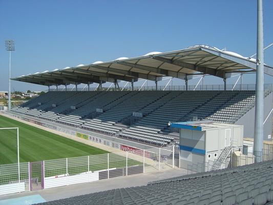 Stade parsemain info stades for Piscine fos sur mer