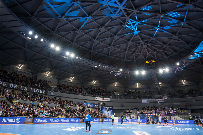 Palais des sports andr brouat info stades for Piscine du palais des sports a nanterre nanterre