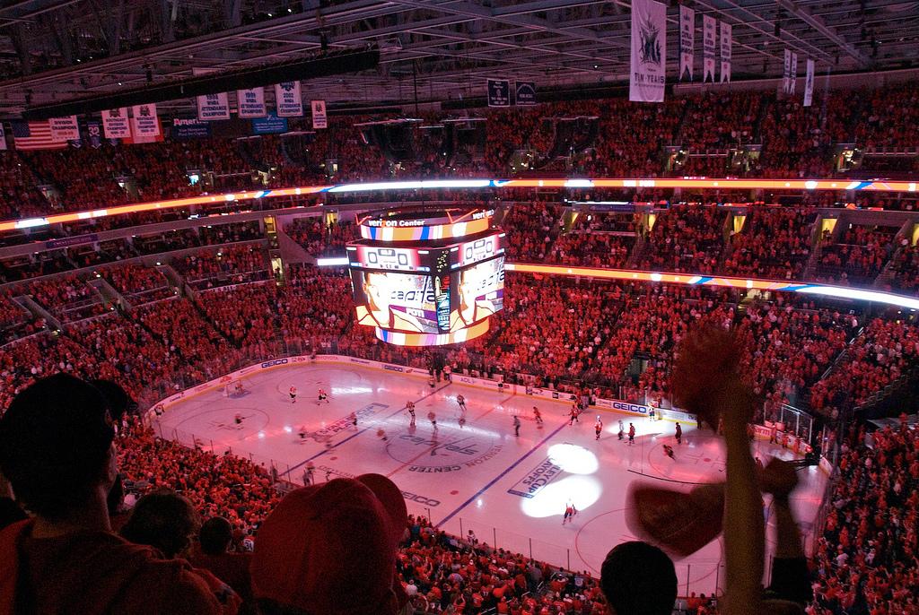 Capital One Arena Dc >> Verizon Center - Info-stades