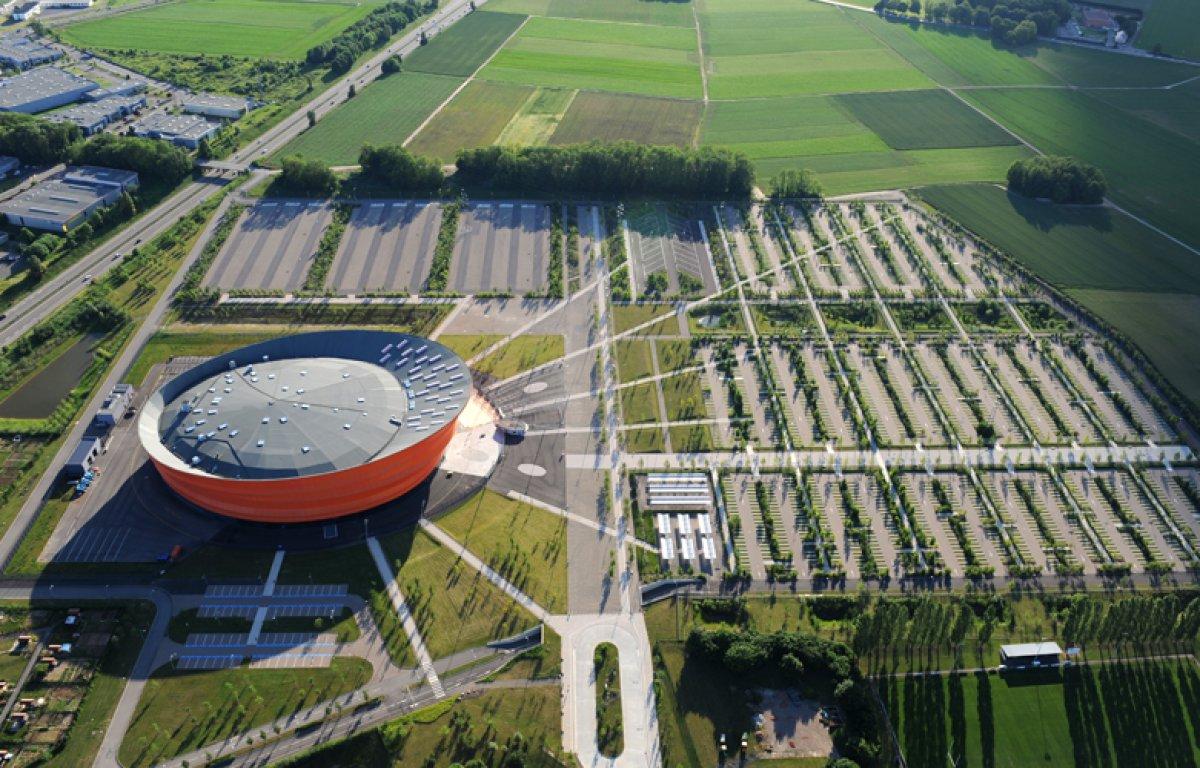 Z nith de strasbourg europe info stades for Interieur zenith strasbourg