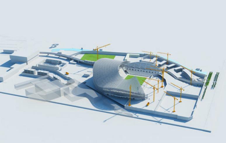[Stade Vélodrome] Vivement 2014 ! - Page 25 Velodrome-phase7-travaux