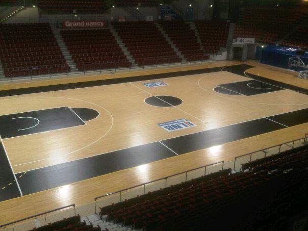 Nancy Palais Des Sports Jean Weille 6 027 Sluc Nancy Basket