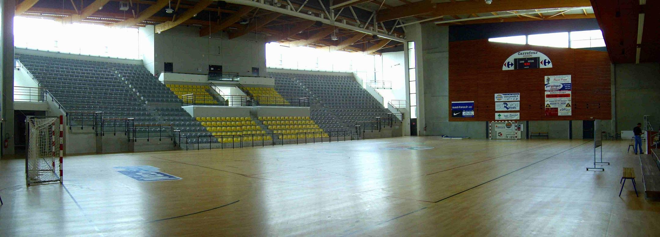 Palais Des Sports De La Valette Info Stades