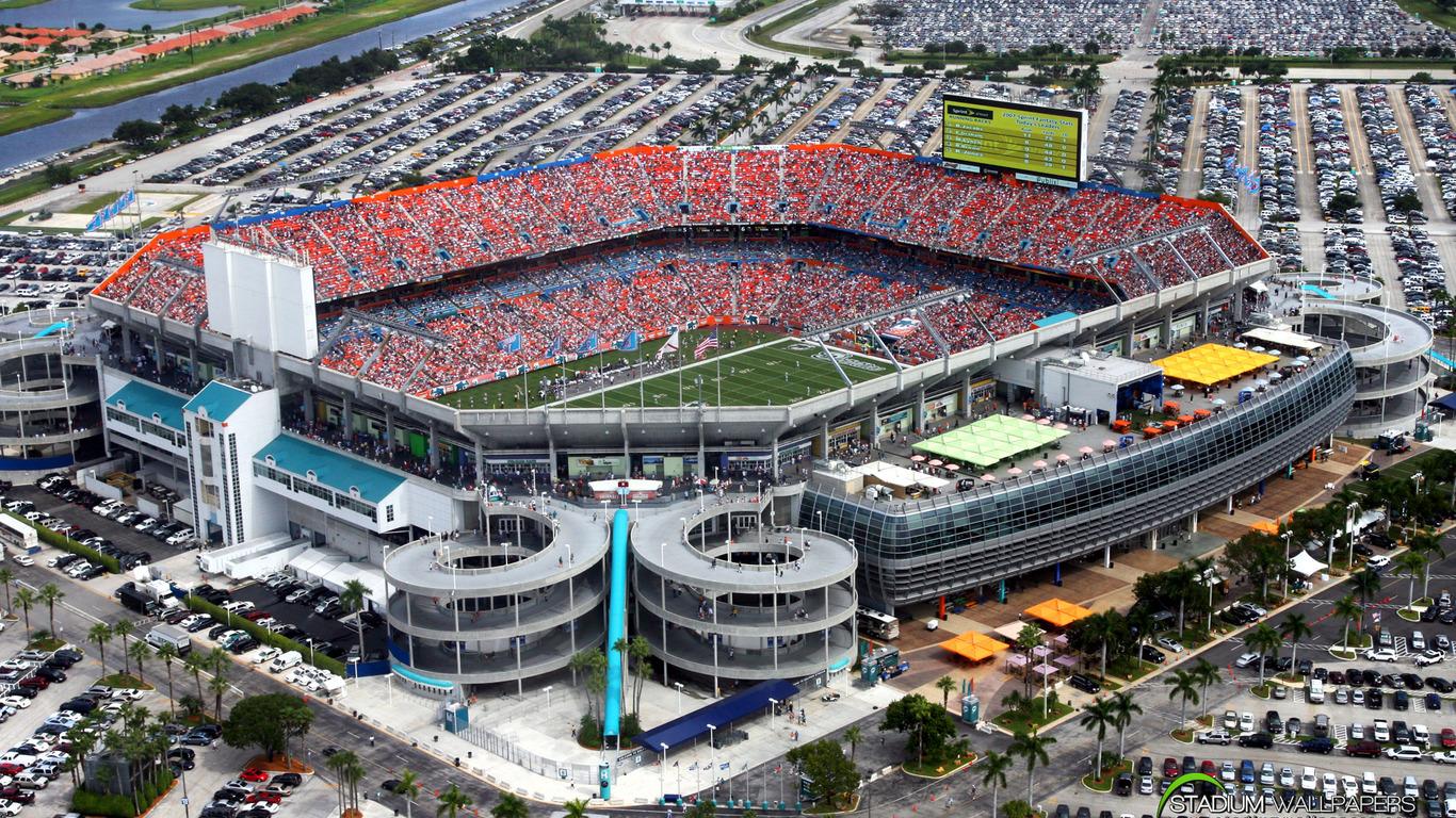 sun life stadium - info-stades